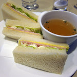 喫茶室ルノアール - モーニング Cセット +130円