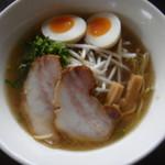 麺麺 - 塩ラーメン680円税別