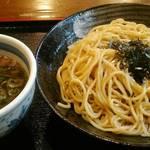 二刀流武蔵 - 【もつつけ麺 並】¥700