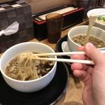 清麺屋 - w麺リフトや(・∀・)