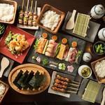 立ち飲みと個室 だん12ban-cho - 楽しすぎる手巻き寿司コース