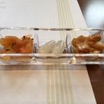 資生堂パーラー - 漬物 これ美味しいんです!