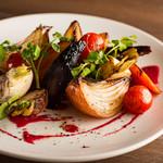 LE SEVERO - 季節野菜のロースト