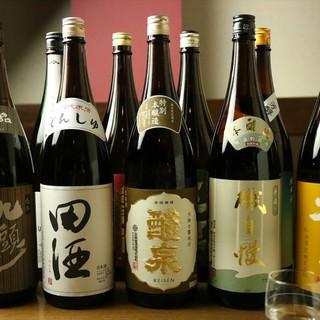 日本酒すべて399円!!