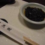 鮨 魚樹 - 青森産もずく