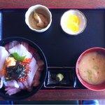 かねまつ - 特丼大盛1000円