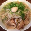 Ramenfujimoto - 料理写真:らーめん ほたて・塩 大盛