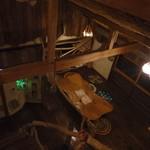 カフェハウスNavo* - 2階から見下ろします