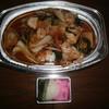 みのり食堂本店 - 料理写真:中華丼と香の物