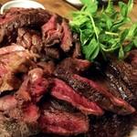 ステーキ センダガヤ - お肉4種盛り‼️オールミート     重量1キロです