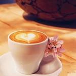 クレイジー カフェ ブランク - CRAZY CAFE LATTE HOT