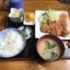 伴兵衛 - 料理写真:チキンカツ定食