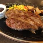 はすぬま - 熟成肩ロース豚ステーキ ¥1,058