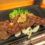 いきなりステーキ - くまもとあか牛サーロインステーキ180g 3071円