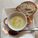 マジカメンテ ビバッコ - スープ