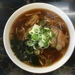 ビッグベアー - 料理写真:ラーメン(醤油)〜(*^▽^*)❤️