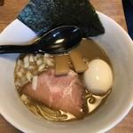いのうえ - 【味玉らーめん…800円】◎2017/9