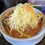 麺山 - ねぎみそラーメン