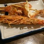 えいちゃん - 海老の塩焼き