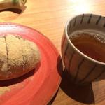 串揚げ なかや - デザートの揚げパン