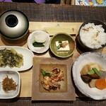 御厨 - 味噌福鶏定食