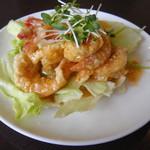 麺麺 - 大人気のエビマヨ800円税別