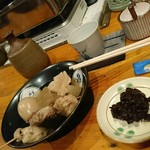 竹里館 - ひしおとお店イチオシのおでん