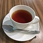 シーフード&スペインバル Azul - ランチセットのドリンク(紅茶)