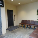 ステーキ宮 - エレベーターホール