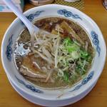 元祖第一旭 - 料理写真:醤油ラーメン(並)