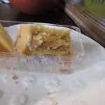 Jioufen Teahouse - やっぱり台湾に来たら名物のパイナップルケーキを食べないと始まりませんよね。