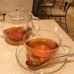 カフェ プレジール - アールグレイ フレンチブルー