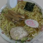 花岡食堂 - 料理写真:中華そば  600円