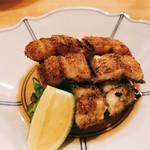 うな善 - 料理写真:【鰻コース】うざく様 これ最高過ぎる毎回・・・