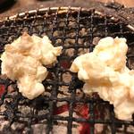 榮華亭 - 焼きポテトサラダ
