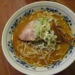 東池袋大勝軒 - 料理写真:味噌ラーメン(並)700円