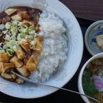レストハウス華苑 - 料理写真: