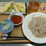 75363236 - 「天ざる」730円