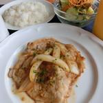 アランチェ - 大人気!豚肉の生姜焼き