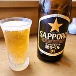 さか井 - ビール