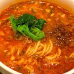 75365131 - ランチセットのミニ坦々麺