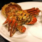 ファイヤーホール4000 - 上海蟹の紹興酒漬け