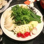 ファイヤーホール4000 - 野菜類