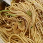 75367419 - 濃口醤油そばの麺