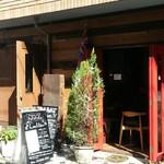 ポポペク - 店舗入口