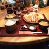 味処たなか - 料理写真:黒豚とんかつ定食