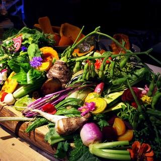 農家だけが知る採れたて野菜の香りと美味しさを味わってください
