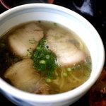 羽根屋 - チャーシュー麺ミニサイズ