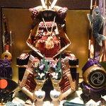 しん東 - 5月人形(甲冑)