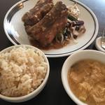 チャイニーズレストラン マサ - 料理写真:スペアリブのオーブン焼き(1100円)